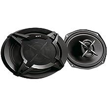 """Sony XSFB6920E.EUR - Altavoces coaxiales (2 vías de 6 x 9"""", potencia máxima 420 W, potencia nominal 60 W), negro"""