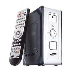 We powered by Samsung WeBox Disque Dur Multimédia DivX 500 Go