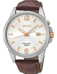 Seiko Kinetic SKA669P1 Reloj de Pulsera para Hombres Clásico   Sencillo b6f36f169c41