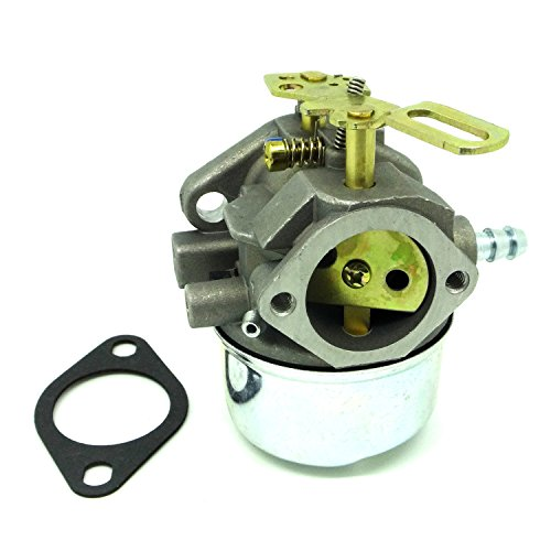 amsamotion für Carb für Tecumseh 8910HP HMSK80hmsk90Schneefräse Generator Chipper Shredder Vergaser für Tecumseh 640349/640052/640054passt Modelle: HMSK80/hmsk90/lh318sa/lh358sa