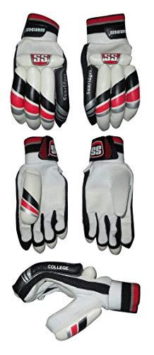 S+S SS SS10040003BRH Herren Cricket-Handschuhe, College Batting