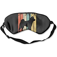 Vintage Style Shiba Inu Silhouette 99% Eyeshade Blinders Sleeping Eye Patch Eye Mask Blindfold for Travel Insomnia... preisvergleich bei billige-tabletten.eu