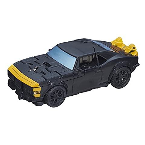 Transformers : Age of Extinction – One-Step Changer – High Octane Bumblebee – 1 Figurine Transformable