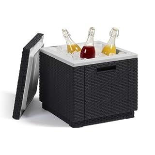 Keter Allibert California Ice Box Outdoor Cooler - Graphite