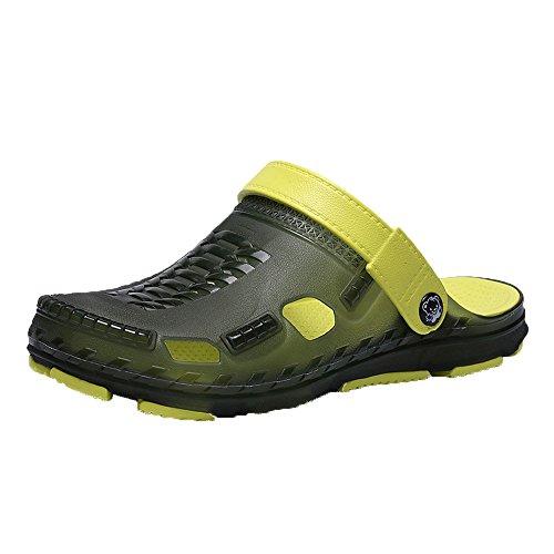 Styledresser-sandali a buon mercato scarpe da uomo, sandali uomo sportivi uomo uomo morbido scivolare su pelle sandali spiaggia scarpe ramses, infradito unisex