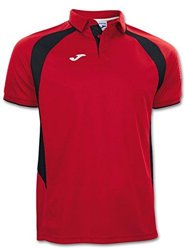 Joma - Polo Champion III Rojo-Negro m c para Hombre 8051bdd2ef0