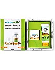 Mamaearth Ubtan Natural Face Wash with Turmeric Saffron U