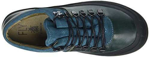 Fly Londra Damen Mage253fly Sneakers Blau (benzina / Benzina 005)