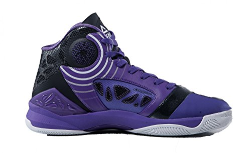 PEAK Unisex PEAK Basketballshoe Hurricane III Purple