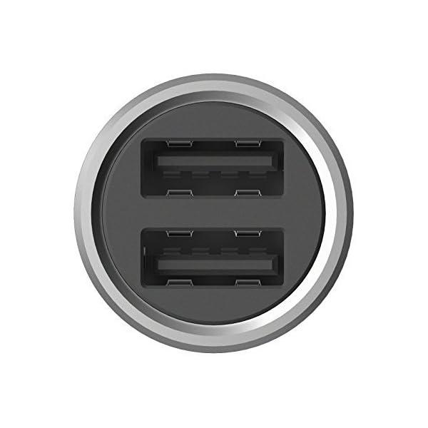 Auto, Universal, Encendedor de Cigarrillos, Plata, 12-24, 5 V Cargador Xiaomi CZCDQ01ZM Auto Plata