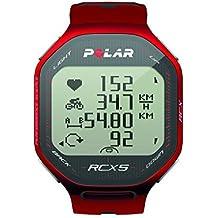 Polar RCX5 red 2015 Pulsuhr by Polar