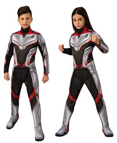 Rubie's 700676M Avengers Kostüm, Mehrfarbig, Medium, Age 5-7, Height 132 cm