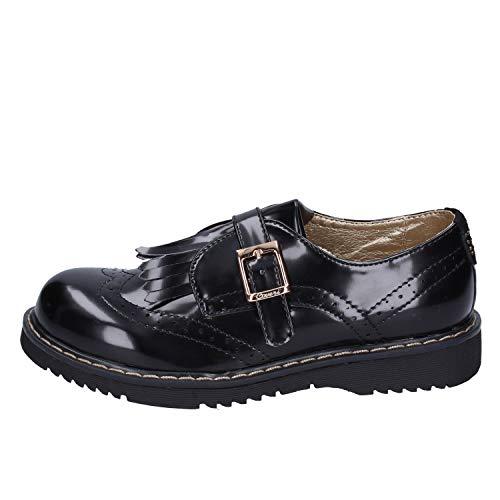 Enrico Coveri Elegante Schuhe Baby Jungen Synthetisches Leder schwarz 33 EU