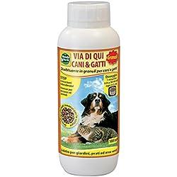 Mondo Verde REP06EP - Repelente contra gatos y perros para jardines