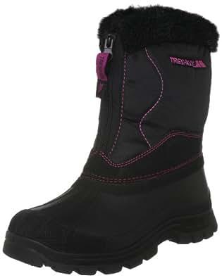 Trespass Women's Zesty Black Snow Boot Fafobof20002 8 UK