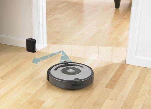 iRobot Roomba 555 Staubsaug-Roboter / 1 Automatische Wand - 7