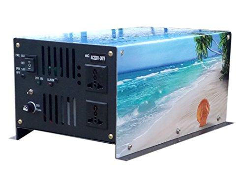 Convertisseur pur sinus 2000 6000w onduleur 12V à 220V onde sinusoïdale pure power inverter