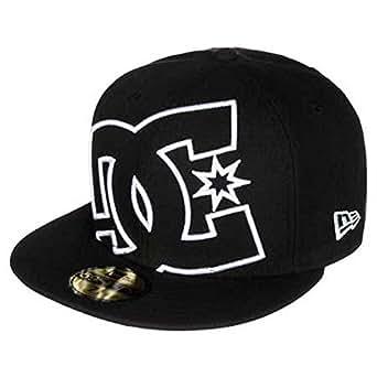 DC Shoes Herren Hut Coverage M Hat, Vintage Black, 7 1/2, 51300130-KTF0