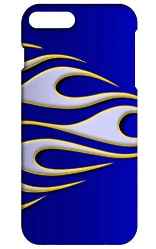 Back cover for Apple iPhone 8 plus | Designer case |pattern background line light iPhone 8 plus case| 3D Premium quality (Multicolor, Matte Finish,Poly-Carbonate hard plastic)
