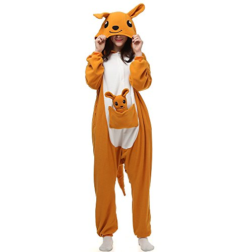 Unisex adulto pigiama animale cosplay halloween costume onesie