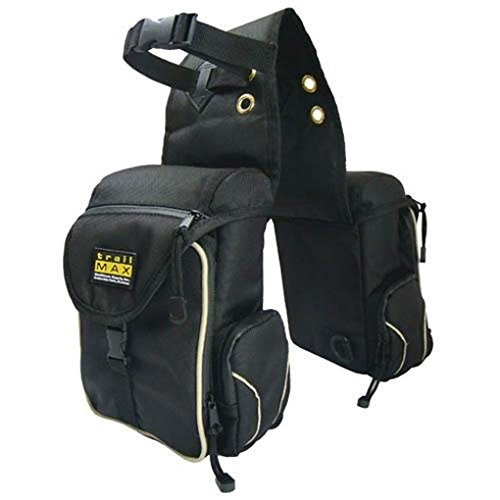 trailMAX 500 Back Saddle Pockets, Satteltasche Western Packtasche