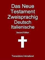 Das Neue Testament Zweisprachig Deutsch Italienische