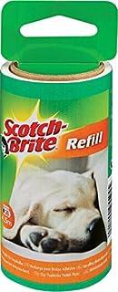 Scotch-Brite 837RP-30 Ersatzrolle für Tierhaar-Fusselroller, Ersatzrolle 30 Blatt (4er Set) (B0049MIKZW) | Amazon Products