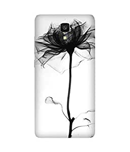Smoky Flower Xiaomi Mi 4 Case