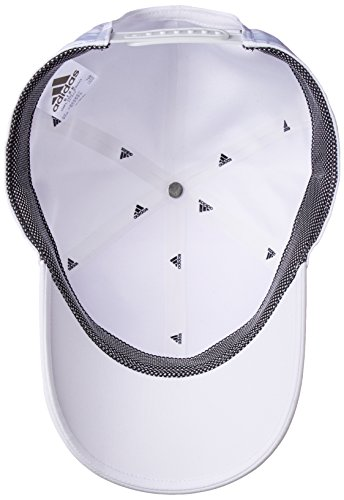 adidas Bonded Cap Kappe, Schwarz Weiß