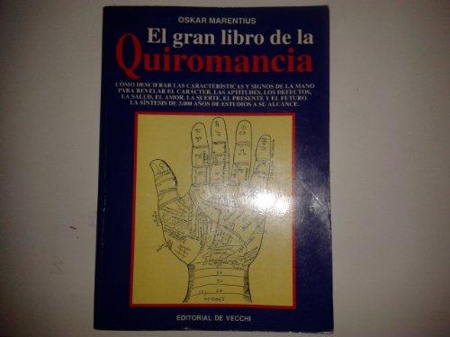 Gran libro de la quiromancia, el