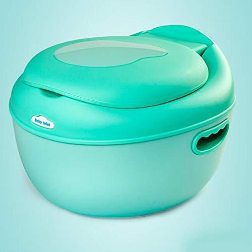 YN BABY Toilette Töpfchen und Toilettensitz mit Toilettentrainer für Kleinkinder,Pink