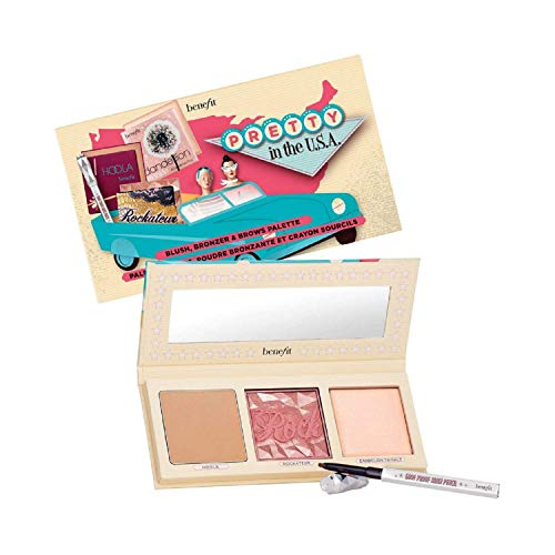 BENEFIT Pretty in the U.S.A. - Juego lápices cejas