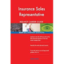 Insurance Sales Representative RED-HOT Career; 2534 REAL Interview Questions