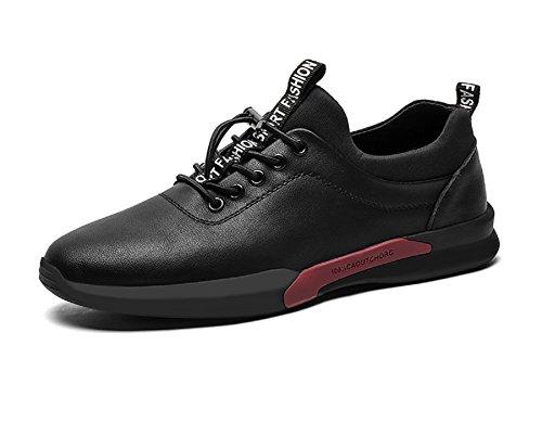 Bfbag Herren Laufschuh Sports Outdoor Schuhe Lightweight Waterproof Trail Running Schwarz Sneaker 39