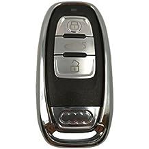 CK + AUDI auto della chiave di plastica TPU Key Cover Case Etui per A1A3S3A4A5A6Q3Q5Q7TT R8