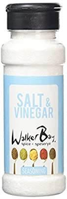 Walker Bay Salt and Vinegar Spice Seasoning Shakers 240 g from Souther Right Foods