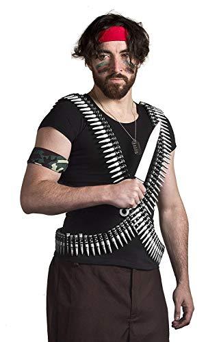 Geheimer Krieg Kostüm - KÄMPFER-KOSTÜM =US VETERANEN VERKLEIDUNG DER 80iger