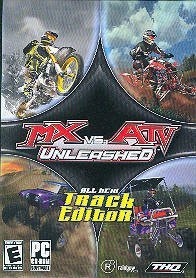 MX vs. ATV Unleashed - PC by THQ