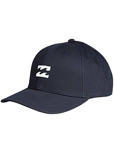 G.S.M. Europe - Billabong Herren Emblem Snapback Schirmmütze, Navy, One Size