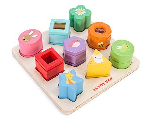 Le Toy Van petilou Sensory Formen