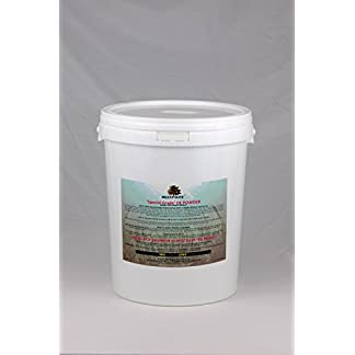 Multi-Mite® 10kg Bucket Feed Grade DE – Red Mite, Worming Suppelment Powder DIATOMACEOUS EARTH 41OF 2B2XxVpL