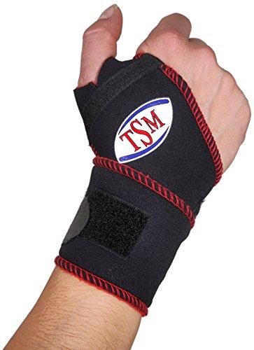 TSM 88 TSM Sportbandage Handgelenkgurt aktiv, One Size, 2112