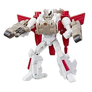 Hasbro Transformers Cyberverse Spark Armor Battle Jetfire, Multicolor, E4296ES0