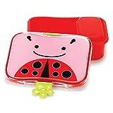 Skip hop Zoo 4 Piece Lunch Kit - Ladybug...
