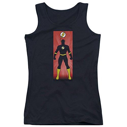 Justice League-Flash-Canottiera ragazzi Nero  nero