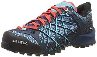 Salewa WS WILDFIRE GTX Scarpe da escursionismo Donna, Blu (Poseidon / Capri 8964), 42 EU (8 UK) (B072N98G5T) | Amazon price tracker / tracking, Amazon price history charts, Amazon price watches, Amazon price drop alerts