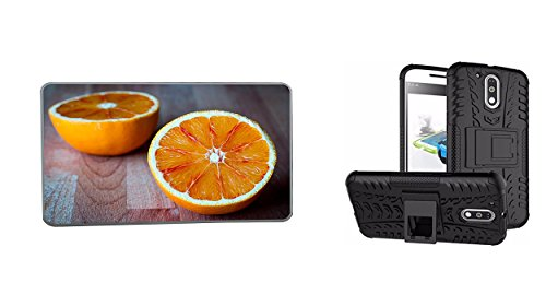 Eshtyle Shop Defender Combo with 8000 mAh Power Bank-418 for Motorola Moto X Play