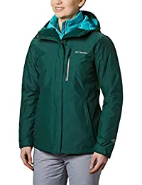 Columbia Whirlibird Interchange - Chaqueta Impermeable y Transpirable para  Mujer 64a4fd368647