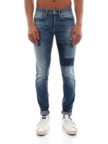 DONDUP GEORGE UP232 M83 JEANS Uomo M83 36