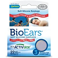 Bio Ears Soft Silicone EarPlugs Protection - 3 Pairs preisvergleich bei billige-tabletten.eu